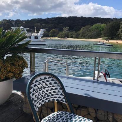 Balmoral Beach, Mosman, Sydney, New South Wales, The Boathouse