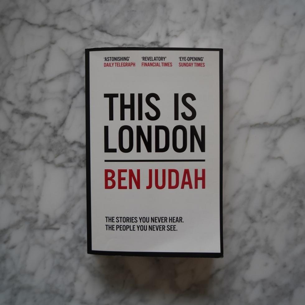 This is London, Ben Judah, Book Review