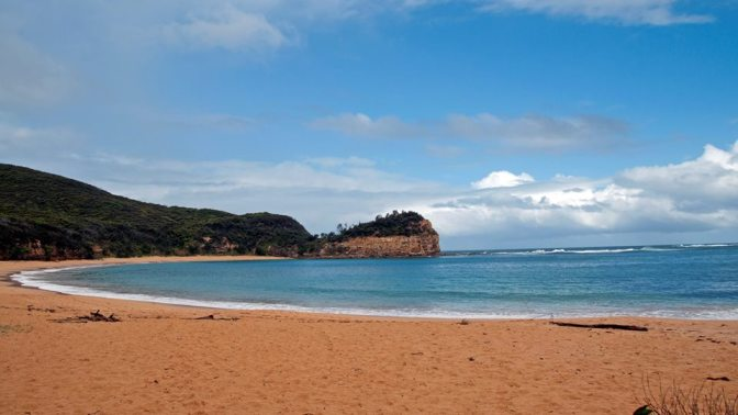 Maitland Bay, Central Coast, Bouddi National Park, New South Wales
