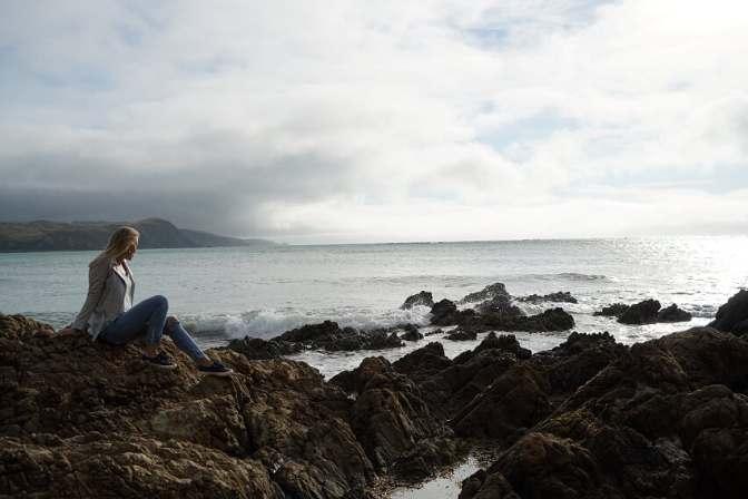 Karehana Bay, Plimmerton, Sunset, New Zealand, Airbnb NZ, Airbnb New Zealand