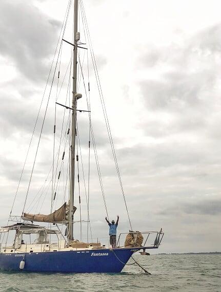 Fantasea, Yacht, Fiji, Best Place to Stay in Fiji, Airbnb Wiki, Fiji Accommodation