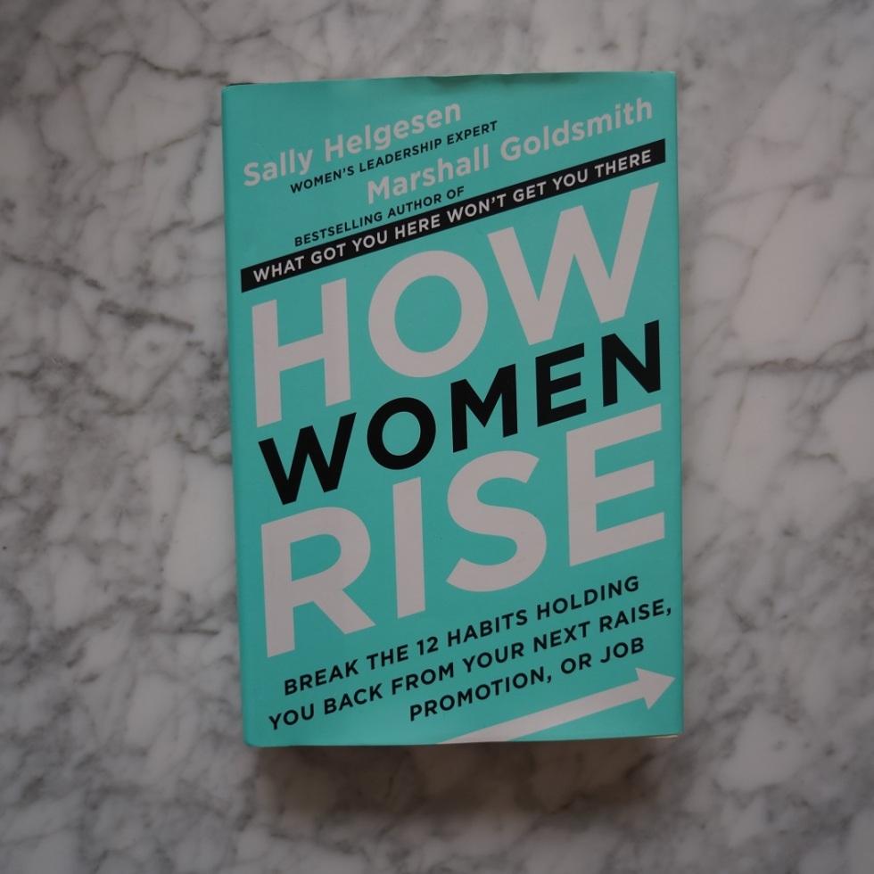 How Women Rise Book. Self Help Book, Professional Development, Professional Women, Gender Equality